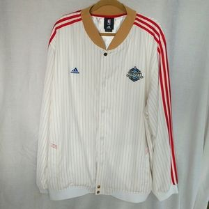 Adidas NBA All Star 2008 New Orleans West Jacket